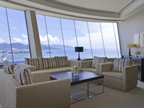 Two-bedroom penthouse suite at Sheraton Nha Trang Hotel & Spa