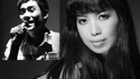 """Noted pianist Bich Tra (R) and baritone Nguyen Hai Dang (L) will team up in a concert entitled """"Piano and Voice"""" at the HCMC Conservatory of Music on August 5."""