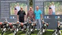Expats set out on the 'great Honda 67 ride' in Vietnam