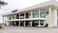 Vinh Airport in the central province of Nghe An