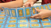 Gold exports reached US$1.8 billion in the first seven months.