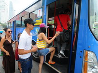 Ho Chi Minh City to open tourist bus route