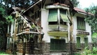 Iconic Vietnamese city's famous French villas in disrepair
