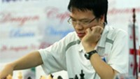 Liem, Son advance in World Cup chess contest