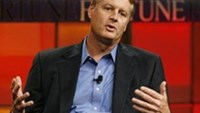 John Donahoe, president and CEO of eBay speaks at the Fortune Brainstorm Tech 2009 in Pasadena, California July 23, 2009.