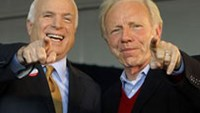 Joe Lieberman's happiest memory