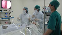 Vietnam doctors evict leech after one-month stay in man's larynx