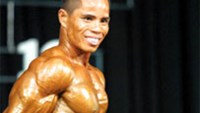 Bodybuilders settle for silver at Asian Beach Games