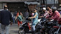 Scooter boom: Young women find gusto on India's roads