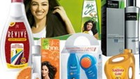 Some products of India's Marico company
