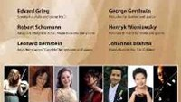 Poster of the chamber music concert to be held at the HCM City Opera House on Oct 9