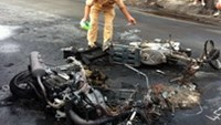 95 killed on Vietnam roads during New Year holiday