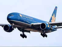 Vietnam Airlines to fly on Can Tho-Taiwan route during Tet