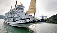Two day deluxe cruise in Ha Long Bay for only VND1,900,000
