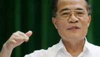 Deputy PM Nguyen Sinh Hung is Vietnam's new National Assembly Chairman.