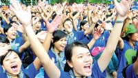 Vietnam youth care more for happiness than making money: survey