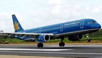 Vietnam Airlines opens Hanoi-Kaohsiung route
