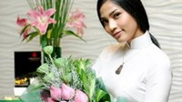 Vietnamese beauty nominated for sexiest vegetarian celebrity title