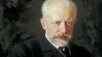 Renowned Russian composer Pyotr Ilyich Tchaikovsky