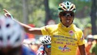 Van Phuc wins yellow jersey at HTV Cycling Cup 2011
