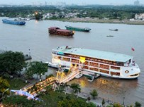 HCMC plans $523 mln outlay for river tourism development
