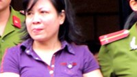 Nguyen Thi Kim Anh, 40, was sentenced to death by the Ho Chi Minh City People's Court for dealing a large quantity of drugs
