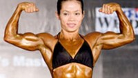Vietnamese bodybuilder wins gold at Asian contest