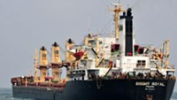 Panamanian ship spills oil in Vietnamese waters, tugged to shore