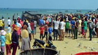 Finders should be keepers: Vietnamese fight for right to loot sunken ship
