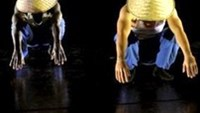 Mix of hip-hop and traditional dance in Hanoi