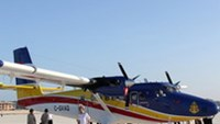 Vietnam Navy receives first of six amphibious aircraft from Canada