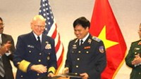Vietnam, US agree to boost coast guard cooperation