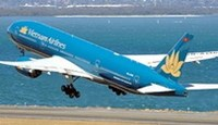 Vietnam Airlines cuts international tickets by 85 percent