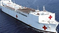 The Mercy, one of the two US Navy's hospital ships, will drop anchor off Vietnam's south central coast later this month on a humanitarian mission.