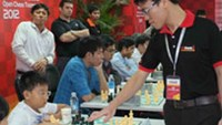 Chess ace Liem under pressure in home tourney
