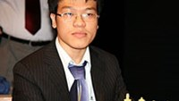 Vietnam's chess ace Le Quang Liem has jumped from 47th with an elo ranking of 2,698 to the 43rd spot with an elo of 2,703.