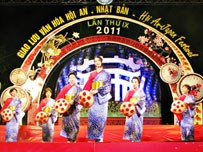 Hoi An  Japan Festival kicks off next month