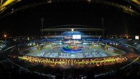 The My Dinh Stadium in Hanoi, built at great expense for the 2003 Southeast Asian Games, has not been of much use since