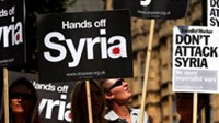 From Hiroshima to Syria, the enemy whose name we dare not speak