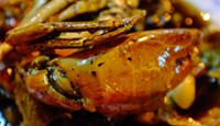 A tamarind match for Singapore's chili crab