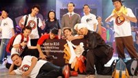Big Toe hip-hop troupe will represent Vietnam at the R-16 International hip-hop competition in Malaysia and Korea in June and July.