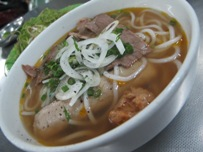 Bun Bo Hue flavour in Ho Chi Minh city