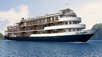 One of two Au Co Cruises, to be launched next March