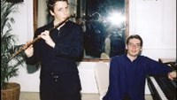 Flutist Clément Dufour and pianist Tristan Pfaff of France will perform in Ho Chi Minh City next month