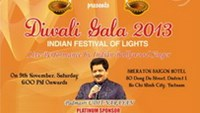 The Indian community will celebrate Diwali on Saturday with live performance by renowned Bollywood singer – Padmasri UDIT NARAYAN. Photo courtesy of INCHAM