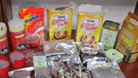 More than two kilograms of pseudoephedrine, a drug precursor, were found in coffee boxes in a consigment at Ho Chi Minh City's Tan Son Nhat International Airport