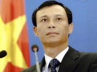 Ministry of Foreign Affairs spokesman Luong Thanh Nghi