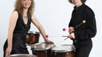 Pianist Ancuza Aprodu and percussionist Thierry Miroglio will play contemporary French compositions in Hanoi on March 15.