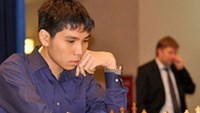 Philippines' No.1 So Wesley drew his match with his Vietnamese counterpart Le Quang Liem in the 10th round of the World Chess Olympiad in Istanbul on Saturday