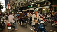 How to drive in Saigon